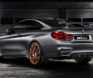 BMW M4 GTS concept unveiled