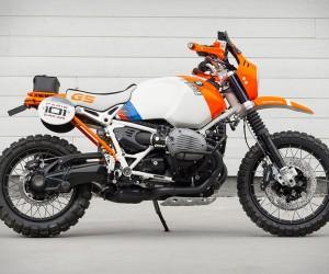 BMW Motorrad Lac Rose
