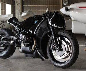 BMW R Nine T Highway Fighter by Cherrys Company