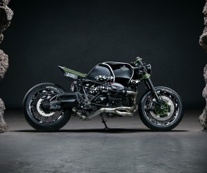 BMW R nineT by Diamond Atelier  K1X Is Beyond Awesome