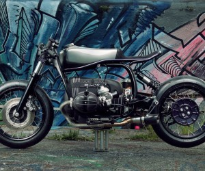 BMW R100R DA7 by Diamond Atelier is Amazing