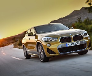 BMW Unveils New X2 Crossover SUV