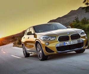 BMW Unveils New X2 Crossover SUV
