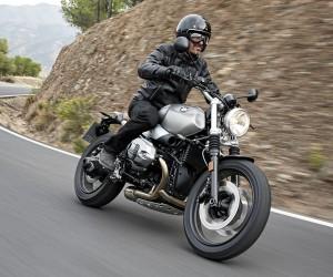 BMW Unveils R NineT Scrambler