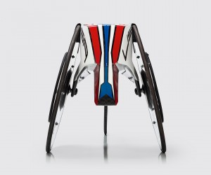 BMW Unveils Racing Wheelchair