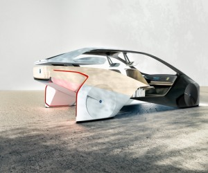 BMW unveils the i Inside Future concept in Las Vegas