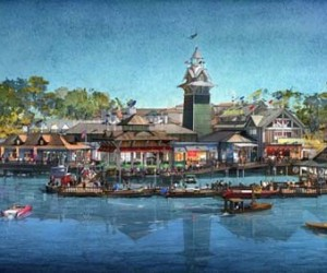 Boathouse Restaurant Opening Soon at Disney World