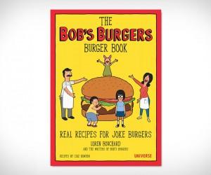 Bobs Burgers Burger Book
