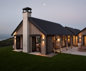 Bold architecture with maximum exposure to the views