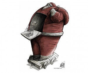 Bolign - A Versatile Cartoonist