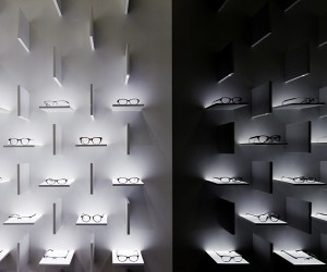 Bolon Eyewear Flagship Store Shanghai, China
