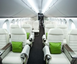 Bombardier introduces plane for overweight passengers