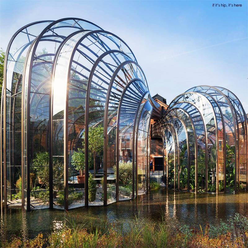 Bombay Sapphires Sustainable Distillery