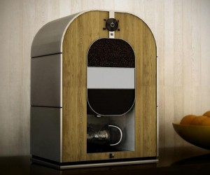 Bonaverde Coffee Machine