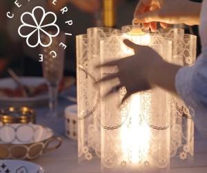 Bonnsu Centerpiece Lamps