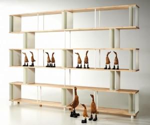 Bookcase Sakffa Random