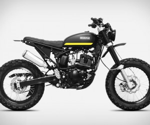 Born Tracker Motorcycle