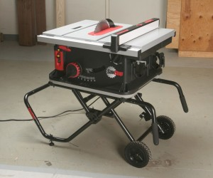 Bosch REAXX Portable Jobsite Table Saw
