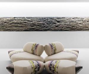 Botan Sofa by EMBT