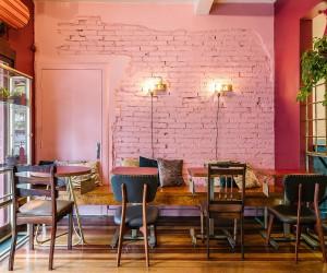 Botanique Caf Bar Plantas: Urban Jungle with a Cozy, Imperfect Twist