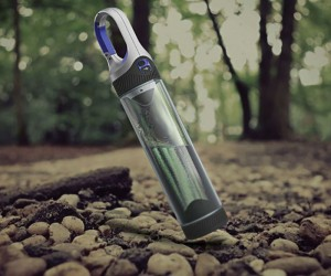 BottleLight: Water Purifier UV Camping Light