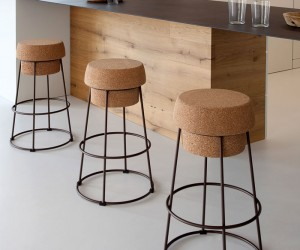 Bouchon Stool by Domitalia