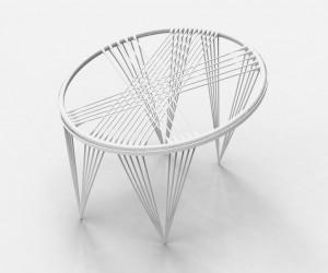 Bounce armchair by Fenny G