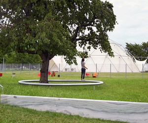 Bourouellec Brothers Add Outdoor Installations At Vitra Campus