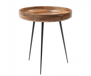 Bowl Table by AKFD Studio for Mater