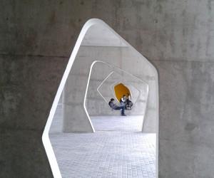 Braamcamp Freire School by CVDB Arquitectos