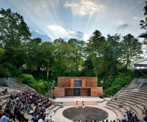 Bradfield College Greek Theatre by Studio Octopi