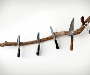 Branch Knife Rack