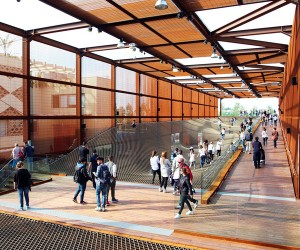 Brazil Pavilion for Expo Milano 2015 by Studio Arthur Casas