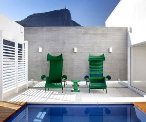 Brazilian Penthouse by Ivan Rezende Arquitectura