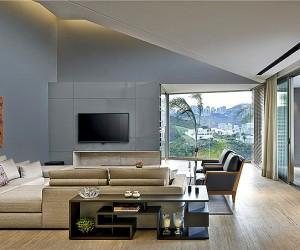 Brazilian Villa by Anastasia Arquitetos