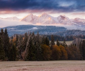 Breathtaking Mountain Landscapes of Slovakia by Jozef Macutek