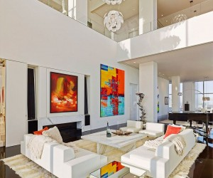 Breathtaking Opulence: Posh New York City Penthouse Leaves You Awestruck