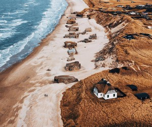 Breathtaking Travel Drone Photography by Johannes Hulsch