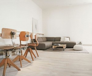 Breezy Apartment Makeover Brings Tel Avivs Youthful Zest to Berlin