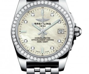 Breitling introduces Galactic 36 SleekT Chronometer Watch for Ladies