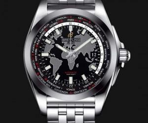 Breitling Introduces Galactic Unitime SleekT Worldtimer Watch