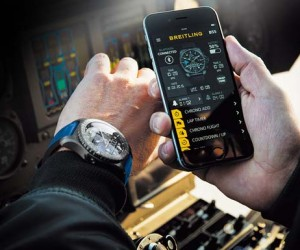 Breitling Launches the B55 Connected Chronograph