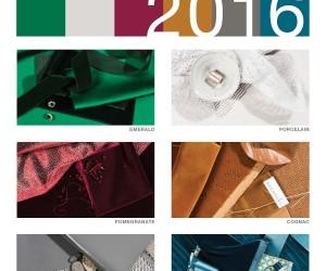 Brentanos Annual Color Forecast: 2016