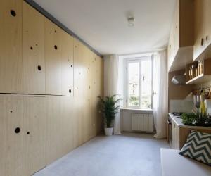 Brera Apartment by Planair, Milan