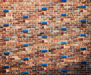 Brickface House in Melbourne by Austin Maynard Architects