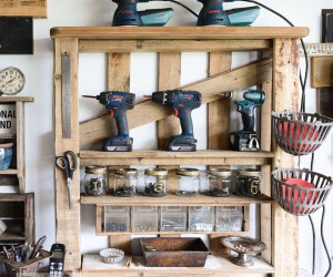 Brilliant Tool Storage Ideas for Garage