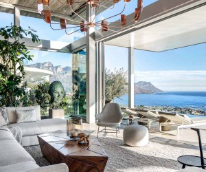 Brilliantly Designed South African Home With Magnificent Ocean Views