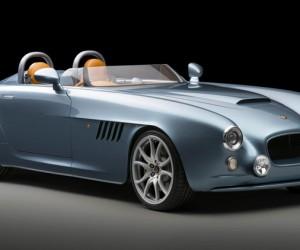 Bristol unveils V8 Bullet Roadster