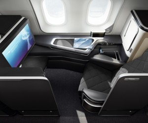 British Airways New First-Class by Forpeople