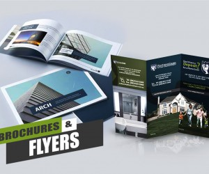 Brochure Design Ideas By Yantram Real Estate Web Development - New York, USA